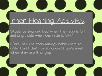 Inner Hearing - Radio Game