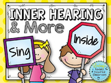 Inner Hearing Signs and More {Freebie}