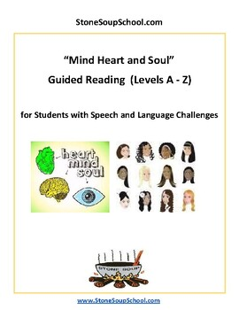 """Inner & Outer Faces """"Mind, Heart and Soul"""" for Speech or Language Challenges"""