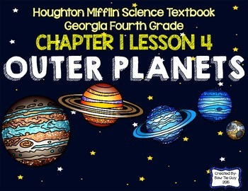 Outer Planets (Houghton Mifflin 4th Grade Science Chapter 1 Lesson 3)