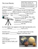 Inner Planets Unit