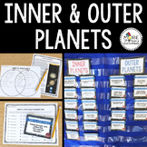 Inner and Outer Planets--5th Grade Florida Benchmark SC.5.E.5.2