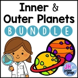 Inner Planets and Outer Planets BUNDLE
