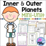 Inner Planets and Outer Planets Mini-Unit