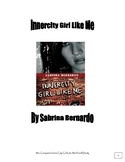 Innercity Girl Like Novel Study by Sabrina Bernardo