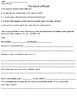 Innocence Project Worksheet, Forensic Science, Criminal Justice