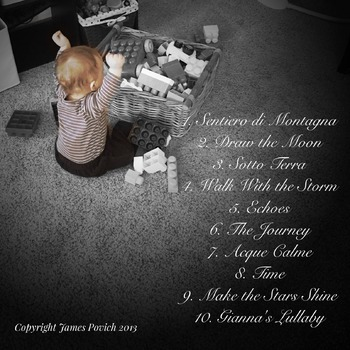 Innocence: 10 Song Piano Album for Independent Reading and Writing