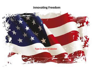 Innovating Freedom