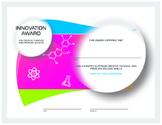 Innovation Award Certificate