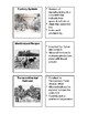 Innovation Flash Cards during the Industrial Revolution  8th grade