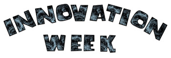 Innovation Week Display Letters