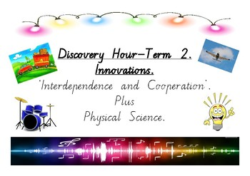 Innovations-'Interdependence and Cooperation' Plus Physical Science