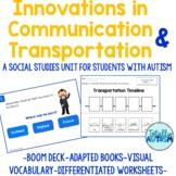 Innovations in Communication & Transportation Unit (Special Education)
