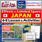 Innovations in Japan to Deal with High Population Density ~ 5-E Lesson Bundle