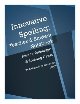 Most Misspelled Words-Innovative Spelling Teacher&Student Notebook ON YOUTUBE!!