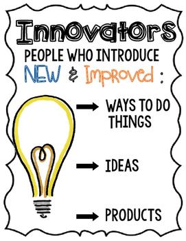 Innovators Poster Set