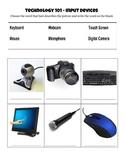 Input Device Worksheet