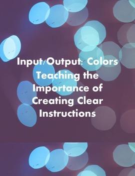 Input/Output: Color
