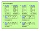 Input/Output Tables