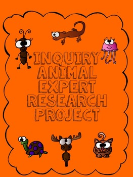 Inquiry Animal Research Project