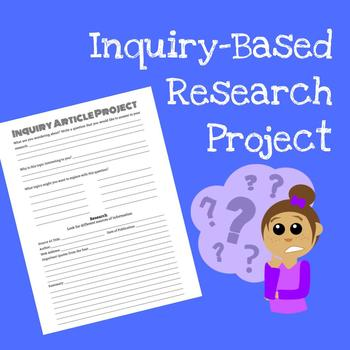 Inquiry-Based Research Project