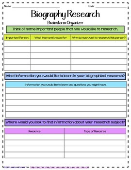 rubric for biography research paper Irubric g4cw45: rubric title biography research paper built by ieisner using irubriccom free rubric builder and assessment.