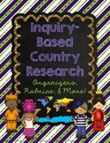 Inquiry-Based Country Research Project