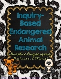 Inquiry-Based Endangered Animal Research Project