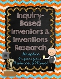 Inquiry-Based Inventors & Inventions Research Project