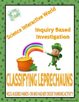 Inquiry Based Investigation - Classifying Leprechauns