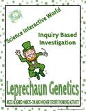 Inquiry Based Investigation - Leprechaun Genetics
