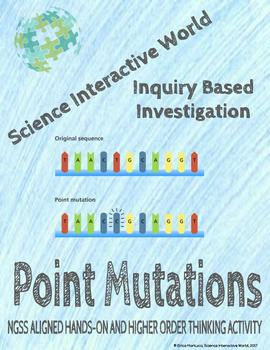 Inquiry Based Investigation - Point Mutations