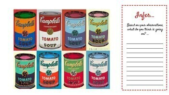 Inquiry Based Learning Labs for Social Studies: Andy Warhol
