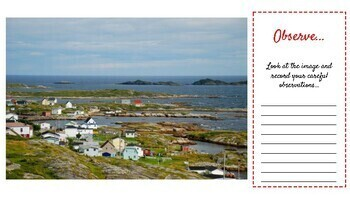 Inquiry Based Learning Labs for Social Studies: Newfoundland