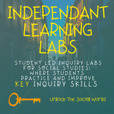 Inquiry Based Learning Labs for Social Studies: The City of Moscow, Russia