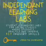 Inquiry Based Learning Labs for Social Studies: The 'I Have a Dream Speech'