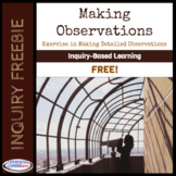 Inquiry-Based Learning: Making Detailed Observations Guide