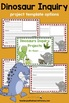 Inquiry Based Learning Projects - Dinosaurs Project With Sample Inquiry Question