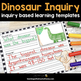 Inquiry Based Learning Projects - Dinosaurs