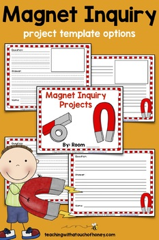 Inquiry Based Learning Projects - Magnets