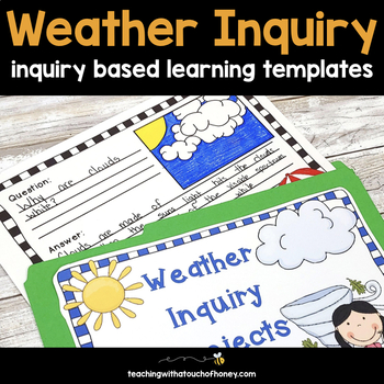Inquiry Based Learning Projects - Weather