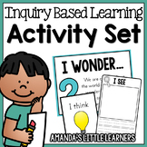 Inquiry Based Learning Writing, Posters, Book, and More!