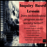 Inquiry-Based Lesson: The Second Industrial Revolution
