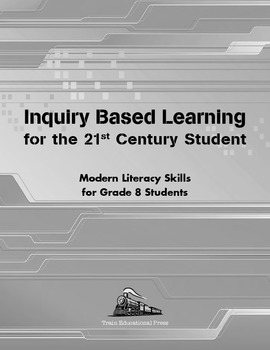 Inquiry Based Literacy Learning - Science Content Grade 8