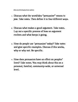 Inquiry-Based Persuasion