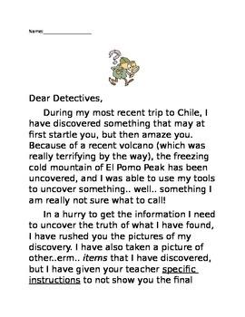 Inquiry- Based Problem on Sacrificed Inca Children