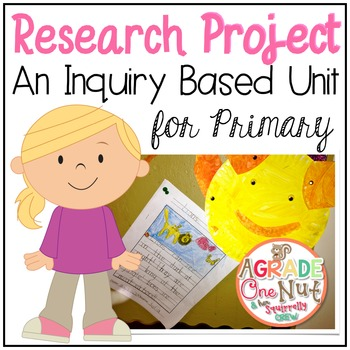 Inquiry Based Research Project (Writing Motivation for Primary Grades)