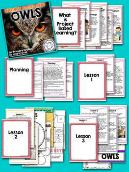 Inquiry Based Research Unit OWLS