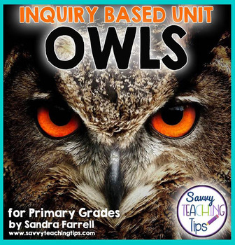 PBL Project Based Learning Inquiry Unit OWLS