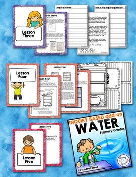 Inquiry Based Research Unit WATER